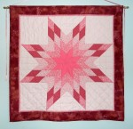 """Radiant Star"" - Wall-hanging"
