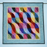"""Ribbon Dance"" - Wall-hanging"