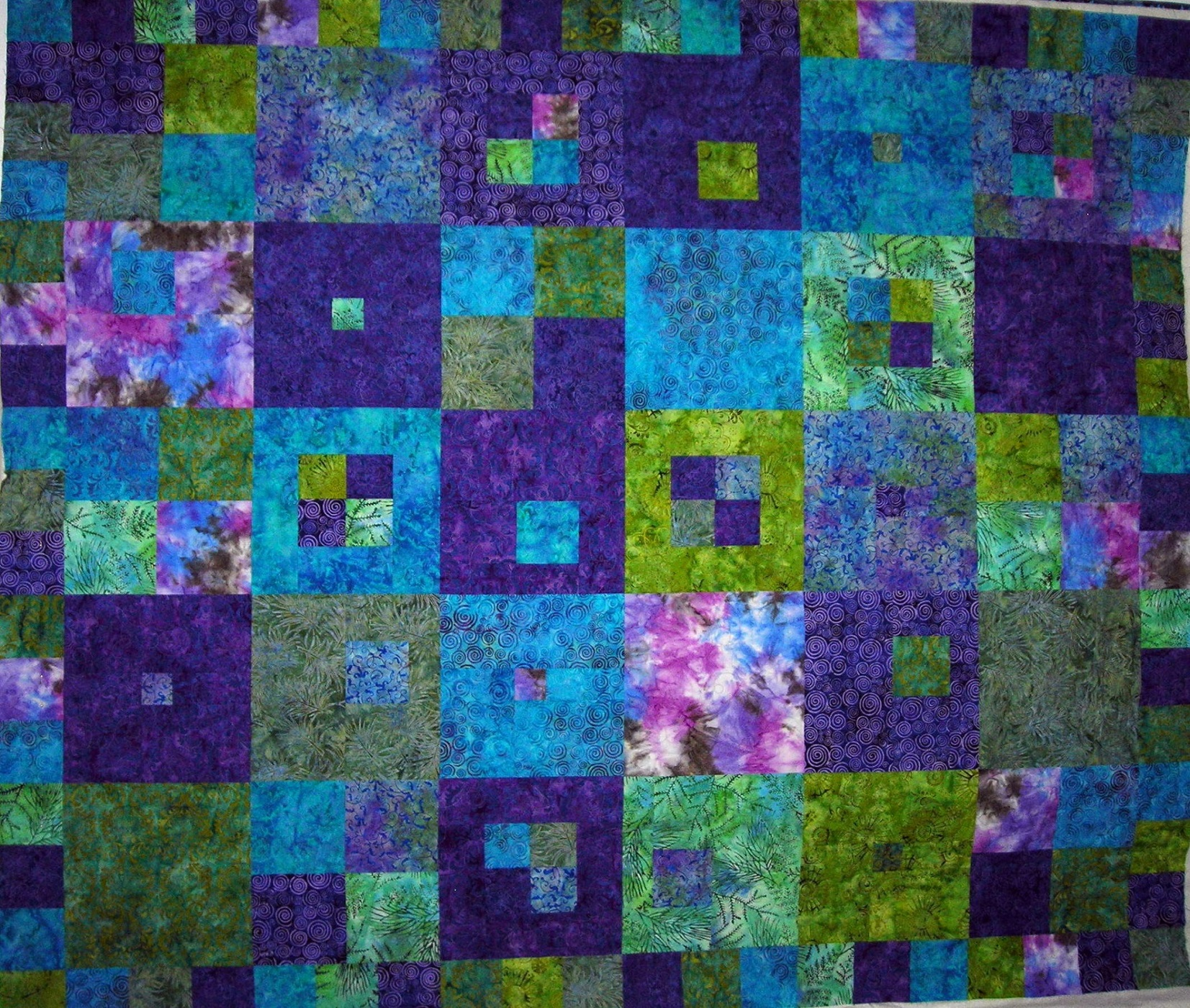 quilt pink blue fullxfull listing bugs whimsical il green baby patchwork yellow modern girl